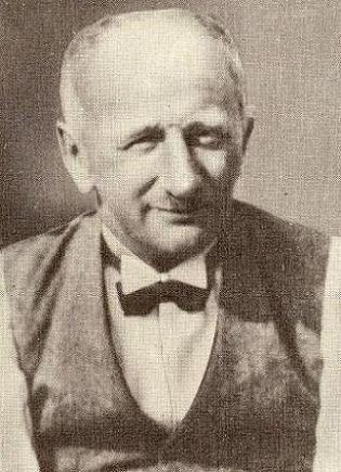 Curt Knebel Porträt